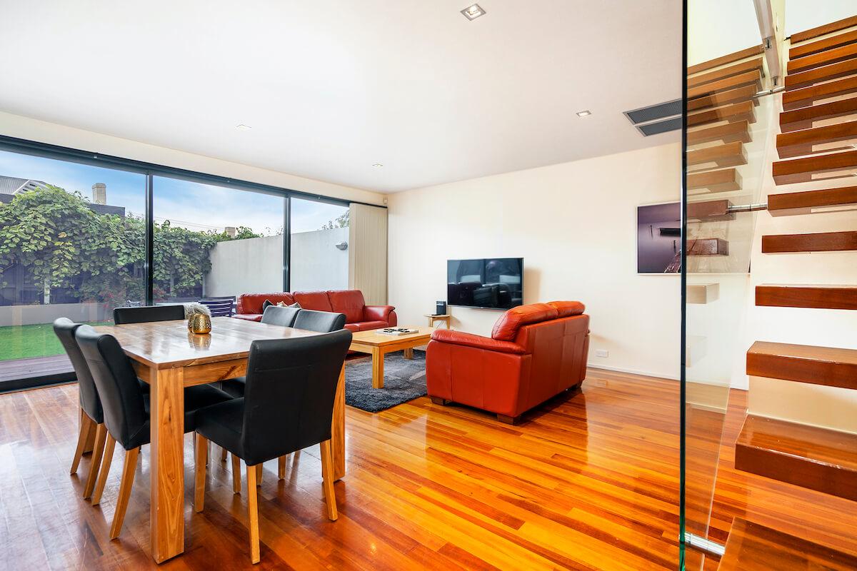 South Street 3 bedroom Hobart Apartment