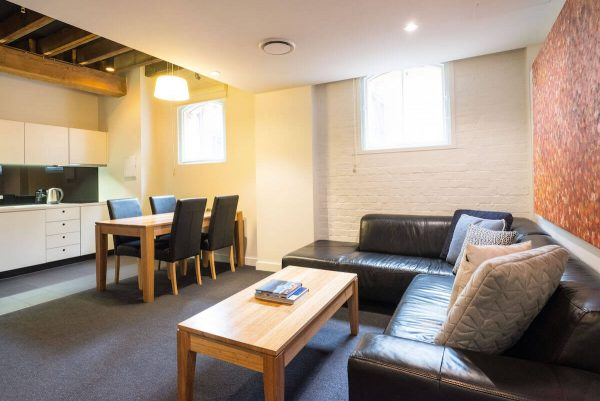 Gibsons Mill 1 bedroom Hobart apartment