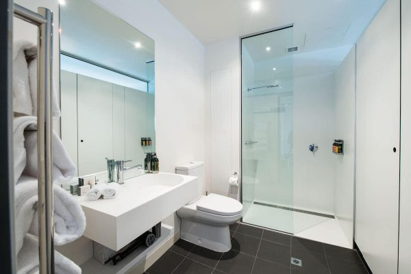 Gibsons Mill 2 Bedroom Penthouse Hobart Apartment