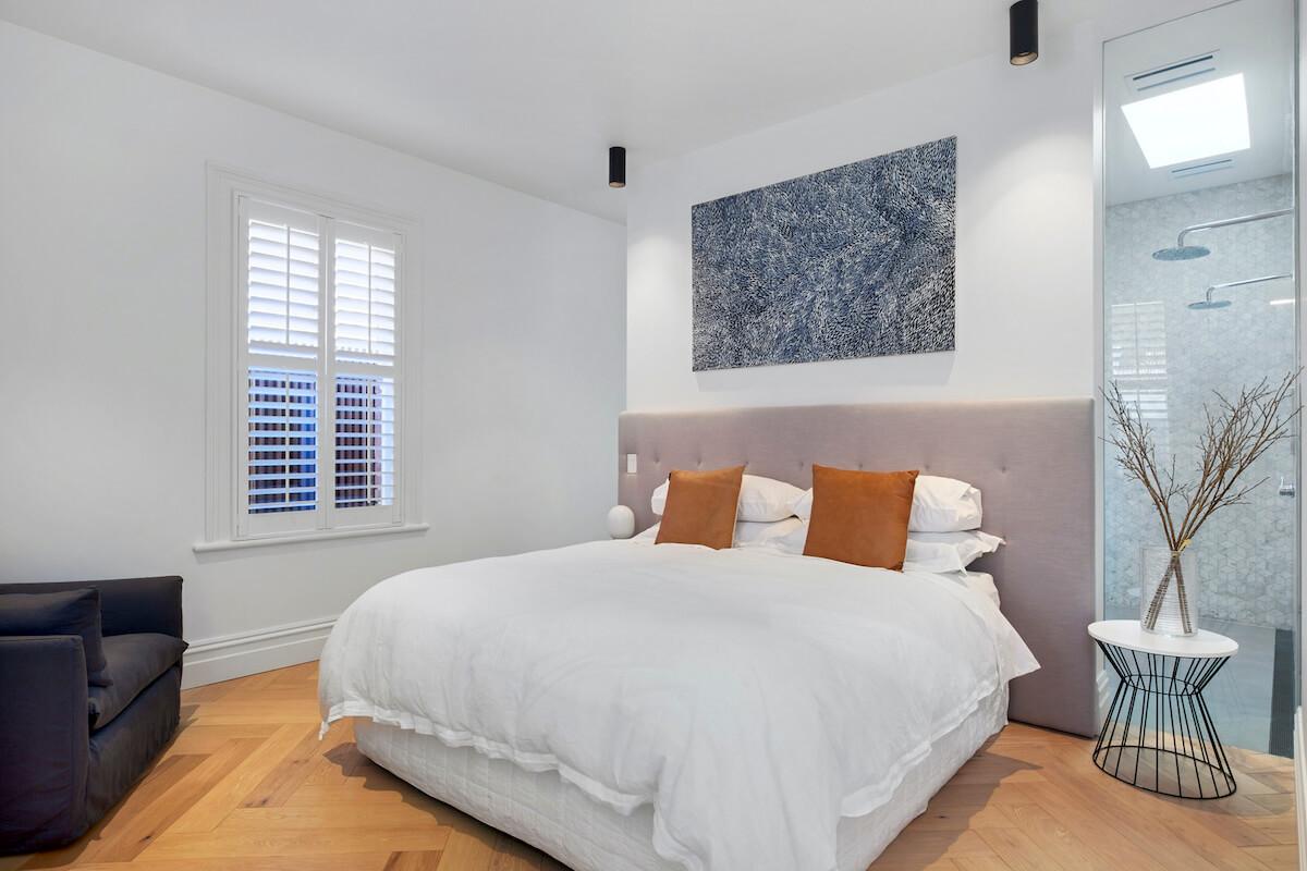 Kelly Street 1 bedroom studio Hobart apartment