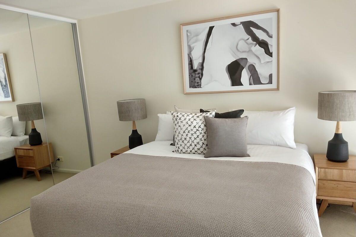 Collins Street 2 bedroom apartment Hobart