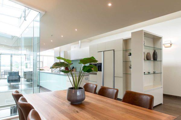 IXL 2 bedroom Hobart penthouse