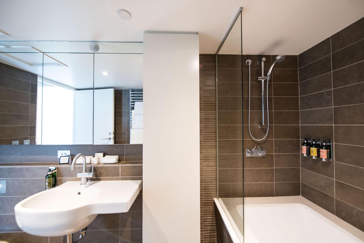 IXL 2 bedroom sub penthouse Hobart